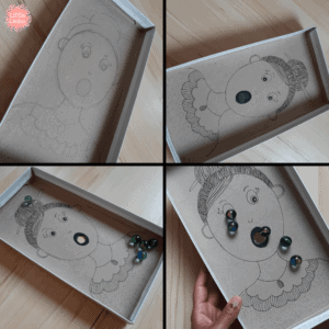Sho box reuse ideas how to make a game with shoe box