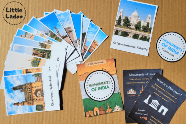 Monuments flashcards
